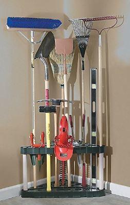 Rubbermaid tool rack