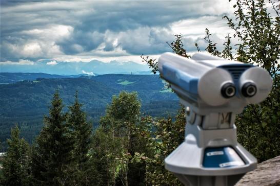 Western heart Telescope view
